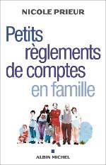 couverture du livre Petits règlements de compte en famille