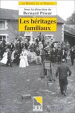 Couverture du livre Les héritages familiaux